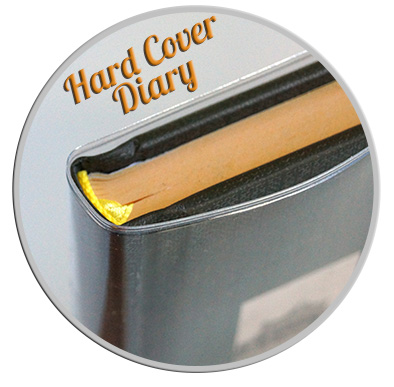 Hard Cover Diary Printing_Diary Design